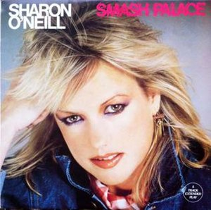 Smash Palace (EP) - Image: Smash Palace (EP) by Sharon O'Neill