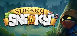 <i>Sneaky Sneaky</i> video game