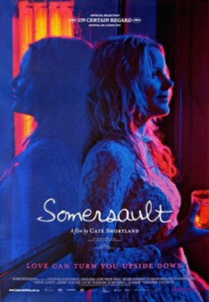 Somersault (film) - Theatrical release poster