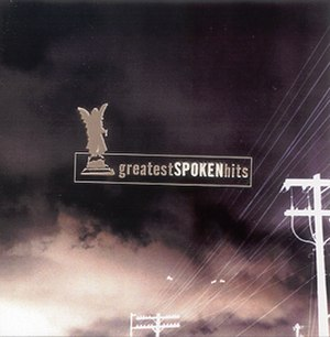 Spoken Greatest Hits - Image: Spoken Greatest Hits