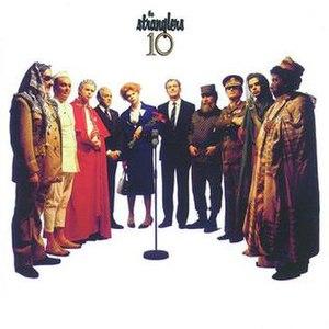 10 (The Stranglers album) - Image: Stranglers 10