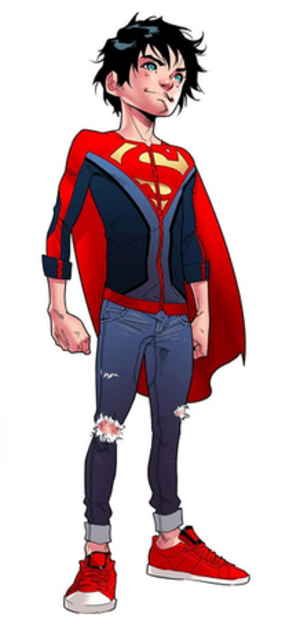 Jonathan Samuel Kent - Image: Superboy Jonathan Kent