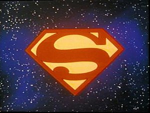 Superman (TV series) - The logo for Superman.