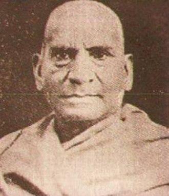Swami Shraddhanand - Image: Swami shraddhanand