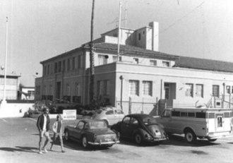 Naval Reserve Center Santa Barbara - Image: TN NRCSB 1960s