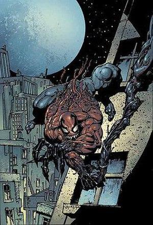 Toxin (comics) - Image: TOXIN3