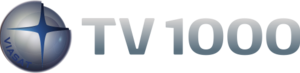 Viasat Film - TV 1000 logo used 2009-2012