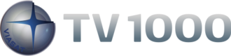 Viasat Film - TV 1000 logo used 2009-2012