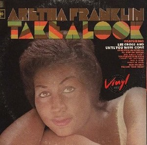 Take a Look (Aretha Franklin album) - Image: Take a Look (Aretha Franklin album)
