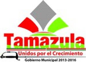 Tamazula de Victoria - Image: Tamazula city logo