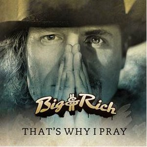 That's Why I Pray - Image: That's Why I Pary Cover