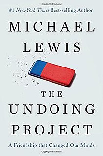 <i>The Undoing Project</i> 2016 book by Michael Lewis