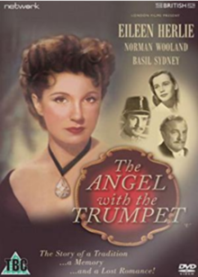 The Angel with the Trumpet (1950 film) DVD Cover.png