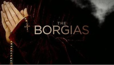 Picture of a TV show: The Borgias