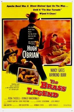 The Brass Legend - Theatrical release poster