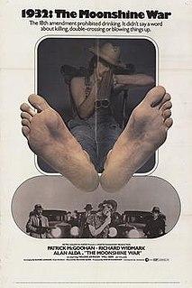 <i>The Moonshine War</i> 1970 film by Richard Quine