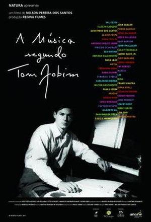The Music According to Antonio Carlos Jobim - Film poster