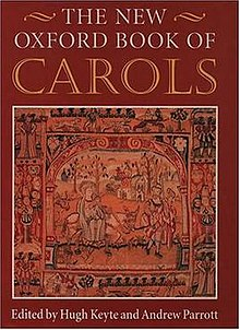 The New Oxford Book of Carols book cover.jpg