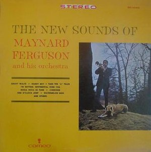 The New Sounds of Maynard Ferguson - Image: The New Sounds of Maynard Ferguson