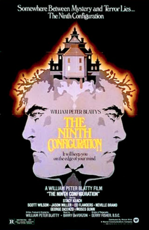 The Ninth Configuration - Theatrical release poster