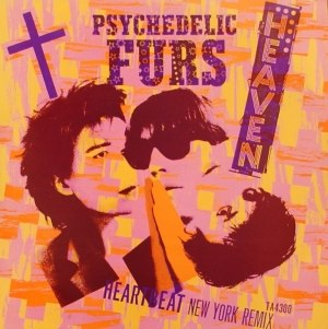 Heaven (The Psychedelic Furs song) - Image: The Psychedelic Furs Heaven