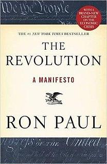 <i>The Revolution: A Manifesto</i>