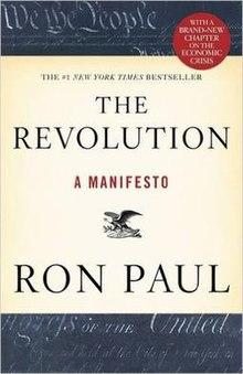 The revolution a manifesto wikipedia the revolution a manifestog malvernweather Choice Image