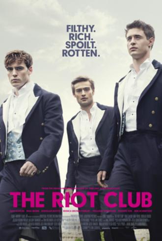 The Riot Club (2014) [English] SL DM - Max Irons, Sam Claflin and Douglas Booth