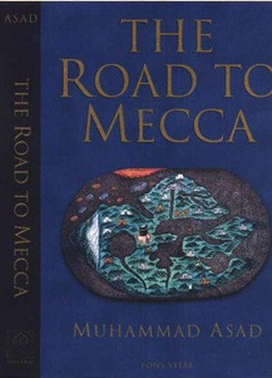 The Road to Mecca (book) - Image: The Road to Mecca book cover