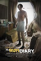 Picture of a movie: The Rum Diary