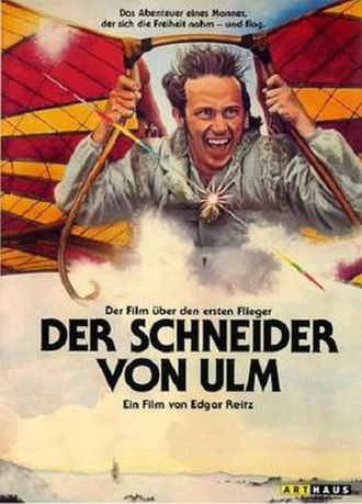 The Tailor from Ulm - Film poster