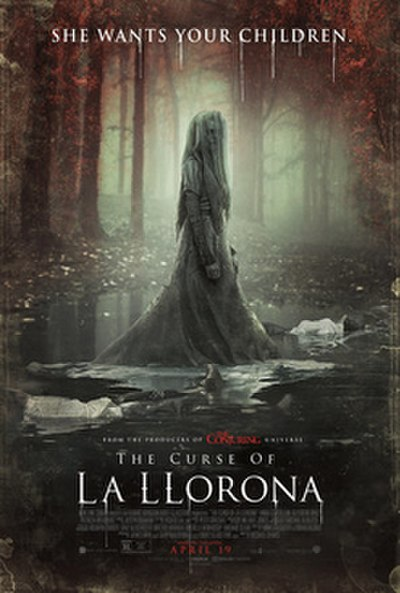 Picture of a movie: The Curse Of La Llorona