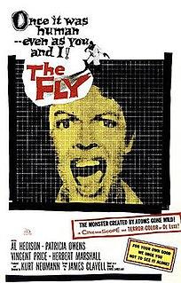 <i>The Fly</i> (1958 film) 1958 film by Kurt Neumann
