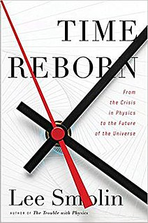 <i>Time Reborn</i> book by Lee Smolin