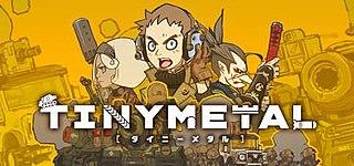 <i>Tiny Metal</i> 2017 video game