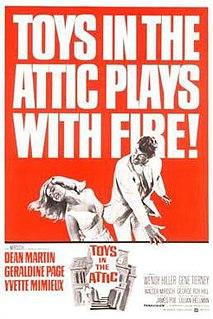<i>Toys in the Attic</i> (1963 film)