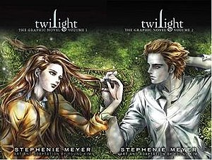 Twilight: The Graphic Novel - Image: Twilight The Graphic Novel