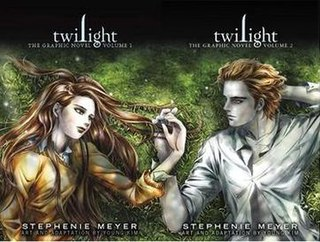 <i>Twilight: The Graphic Novel</i> book