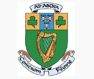 University College Dublin R.F.C. - Image: UCD Crest