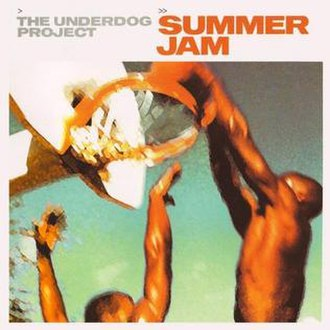 The Underdog Project — Summer Jam (studio acapella)