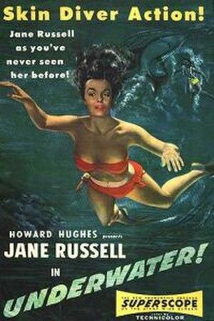 Underwater! - Image: Underwater! 1955