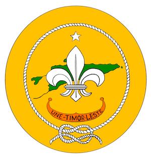 União Nacional dos Escuteiros de Timor-Leste - Image: União Nacional dos Escuteiros de Timor Leste
