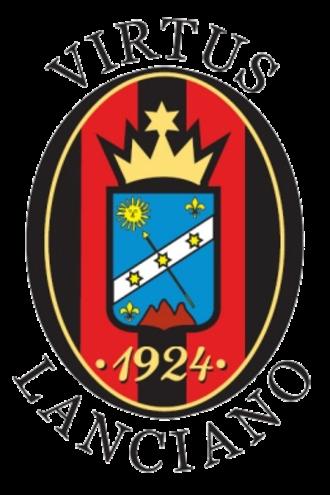 S.S. Virtus Lanciano 1924 - Image: Virtuslanciano