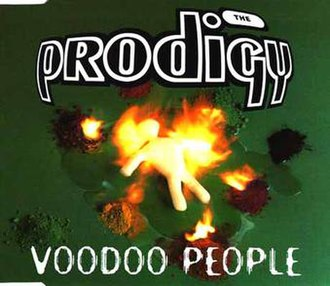 The Prodigy — Voodoo People (studio acapella)