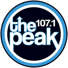 WXPK-FM 107.1 The Peak logo.png