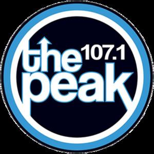 WXPK - Image: WXPK FM 107.1 The Peak logo