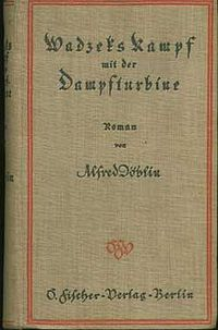 Wadzek first edition cover