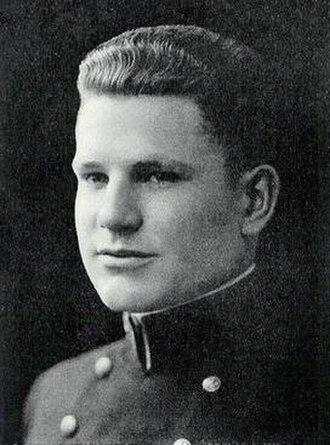 Wendell Taylor - Image: Wendell Taylor (USNA)
