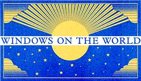 Windows on the world logo
