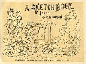 Charles Wirgman - A Sketchbook of Japan, by Wirgman